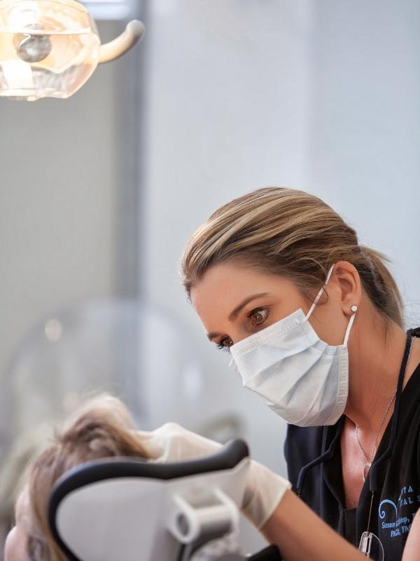 Atlanta Cosmetic Dentist | Dr. Susan Estep